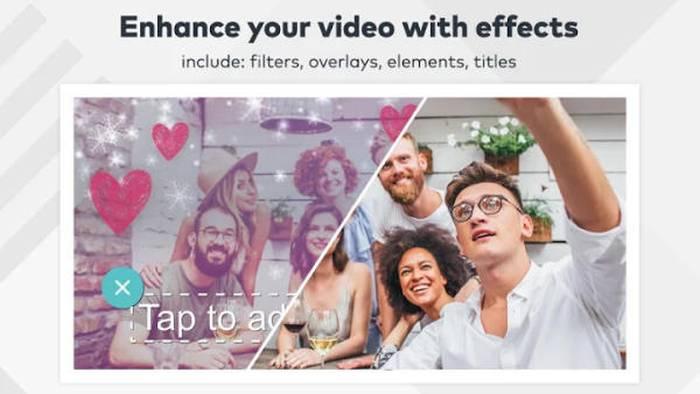 Aplikasi Filmorago Video Editor