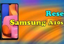 Cara Reset Samsung Galaxy A10s