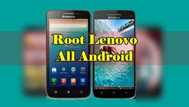 Cara Root HP Lenovo Semua Model