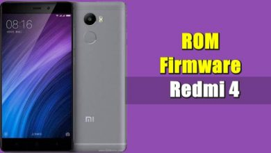 ROM Firmware Redmi 4 Prada