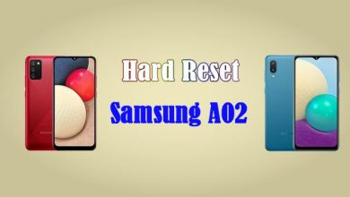 Cara Reset Samsung A02 A02s