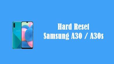 Gambar Cara Reset Hp Samsung A30, A30s 2