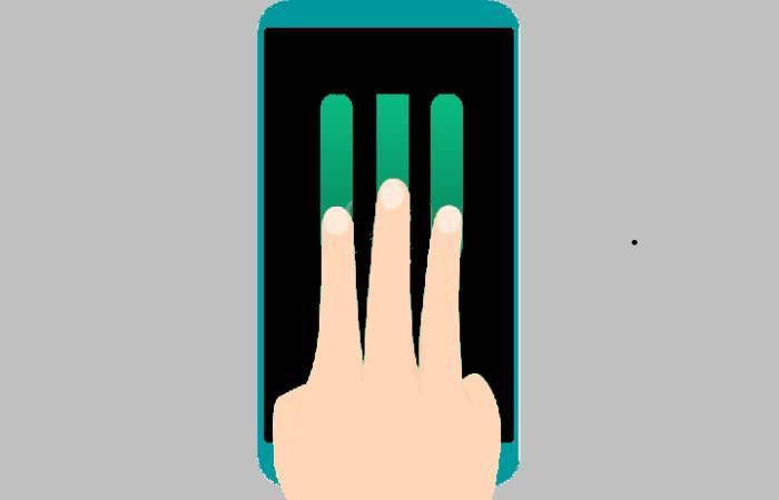 Cara Screenshot 3 Jari Infinix